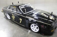 1/10 Jaguar XJS Classic 1984 ETCC Champ Group A Touring Car RC Body with decal
