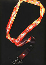 Olympic lanyard  BEIJING 2008 official Polish Team POLAND PKOL NOC RARE