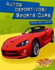 Autos deportivos  Sports Cars (Caballos de fuerza  Horsepower) (Multilingual Edi