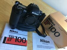 Excellent++ Nikon F100 35mm SLR Film Camera Body /w MB-15 Grip IN BOX CLEAN