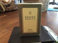 Perfume Pour Homme Men Him GUCCI NOBILE EAU DE TOILETTE 4.0fl.oz 120 ML SPRAY