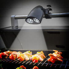 10 LED Ultra Bright Barbecue Grill Light Bar Mount BBQ Light for Grilling Adjust
