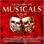 Various Artists - Number One Musicals Album The (2009)