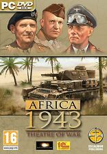 Theatre of War: Afrika Corps (PC DVD) BRAND NEW SEALED