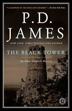 The Black Tower by P. D. James (2001, Paperback)