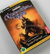 Neverwinter Nights I  & die Schatter von Undernzit = Gold Edition Deutsch PC