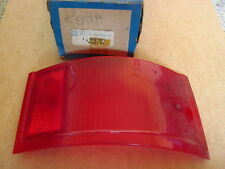 AUSTIN ALLEGRO  RIGHT HAND REAR STOP & TAIL LAMP LENS   GENUINE DZA1534