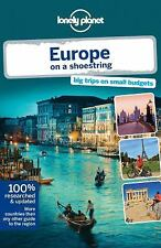 Lonely Planet Europe on a shoestring (Travel Guide) by Lonely Planet, Masters,