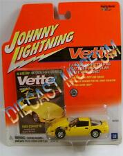 1993 '93 CHEVY CHEVROLET CORVETTE VETTE MAGAZINE JOHNNY LIGHTNING JL DIECAST