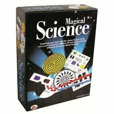 Magical Science Ekta Toys Games DIY Classic Illusion Tricks Experiment 3D Glass
