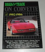 Bildband / Tests / Artikel Chevrolet Corvette C4, Baujahre 1982 - 1986