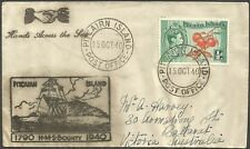 Pitcairn Island 1940 HMS Bounty Hands across the Sea cover