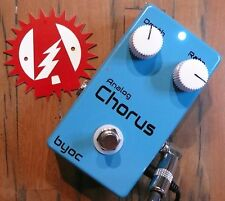 BYOC Analog Chorus (Boss CE2 clone) Guitar Effects Pedal Alchemy Audio Assembled
