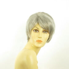 short wig for women gray ref: elsa 51 PERUK