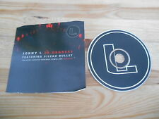 CD Pop Jonny L / Silvah Bullet - 20 Degrees (3 Song) MCD XL REC damaged cb