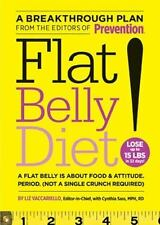 Flat Belly Diet! A Flat Belly is about Food & Attitude (Not a Single Crunch Requ