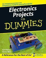 Electronics Projects for Dummies by Earl Boysen and Nancy C. Muir (2006,...