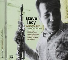 Steve Lacy SOPRANO SAX & REFLECTIONS (2 LP ON 1 CD)