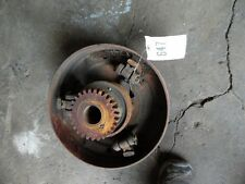 John Deere H tractor clutch pulley w/ drive gear Part # H750R Tag #647