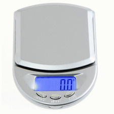 New Mini Silver Digital Pocket Jewelry Scale 200g 0.01g Weight Balance Jewellery