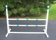 Agility Gear Fixed Base Competition Dog Agility Jump - Dog Agility Equipment
