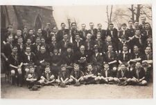 Cardiff Scout Group RP Postcard, B584