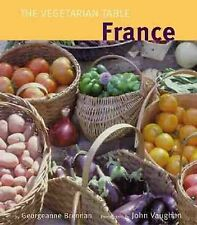 France (The Vegetarian Table)-ExLibrary