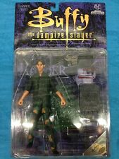 Military Xander Action Figure - Buffy: The Vampire Slayer - Moore