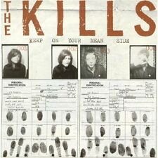 The Kills-keep on your Mean side Domino Records CD 2003