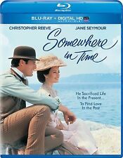 SOMEWHERE IN TIME (1980 Christopher Reeve) Blu Ray - Sealed Region free for UK