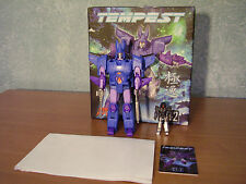 Transformers KFC CT-2 Tempest - G1 Cyclonus