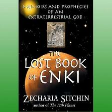 Lost Book of Enki by Sitchin Zecharia