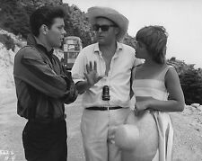 """Lauri Peters and Cliff Richard 10"""" x 8"""" Photograph no 1"""