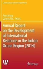 Annual Report on the Development of International Relations in the Indian Ocean