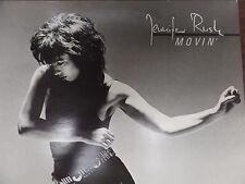 Jennifer Rush Movin' 33RPM 030116 TLJ