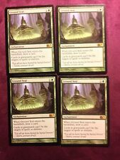X4  Ground Seal   - MTG Magic   (see scan)