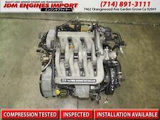 1999-2001JDM Mazda MPV Engine LX GY-DE 2.5L DOHC V6 Motor JDM