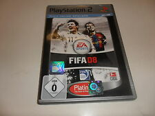 PLAYSTATION 2 PS 2 FIFA 08 (Platinum) (3)