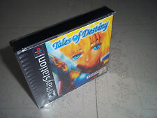 TALES OF DESTINY:PS1 NTSC CASE+INLAYS ONLY.NO GAME