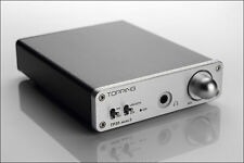 Topping TP-30 MarkII Class-T Amp TA2024 Digital USB DAC Hifi Headphone Amplifier
