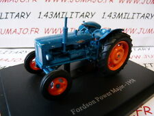 Tracteur 1/43 universal Hobbies FORDSON Power Major 1958