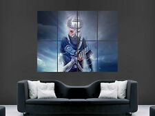 KAKASHI HATAKE NARUTO POSTER  MANGA ART IMAGE GIANT HUGE  LARGE WALL PICTURE
