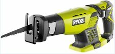 Ryobi CORDLESS RECIPROCATING SAW 18V-Skin Only RRS1801 Variable Speed Trigger