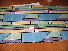 DC Fix Transparent Tiffany Stained Glass Self Stick Contact Paper 18 sq/ft Busko