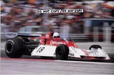 9x6 Photograph, Brett Lunger , B&S Surtees TS19 , French GP  Paul Ricard 1976