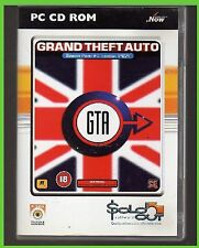 GTA LONDON 1969 add on espansione grand theft auto pc cd rom MISSION PACK.