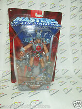 MATTEL MASTERS OF THE UNIVERSE SAMURAI HE MAN HE-MAN MOTU SEALED blister misc