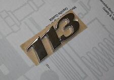 originale Mercedes Indicazione Modello modello Descrizione Tipo di caratteri 113