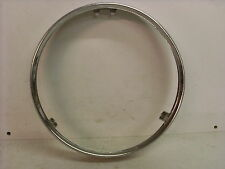 KAWASAKI KH250/400 GENUINE STANLEY HEADLIGHT RIM 001-1123