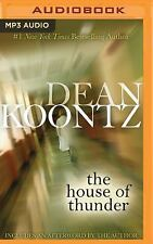 The House of Thunder by Dean Koontz (2016, MP3 CD, Unabridged)